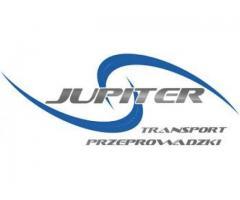 Przeprowadzki Wałbrzych, transport międzynarodowy Wałbrzych